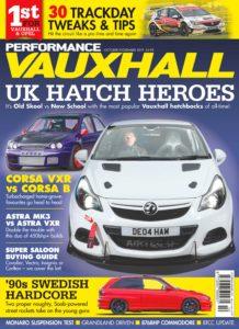 Performance Vauxhall – October-November 2019
