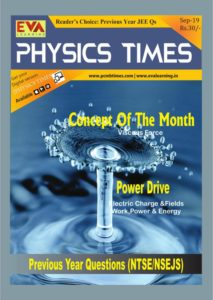 Physics Times – September 2019