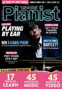 Pianist – August-September 2019