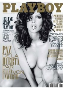 Playboy France – Fevrier-Mars 2009