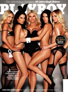 Playboy Germany – April 2011