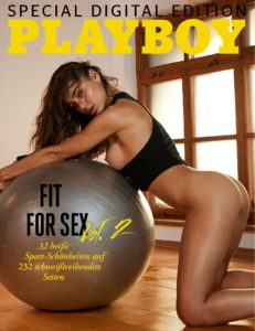 Playboy Germany Special Digital Edition – Fit for Sex Vol 2 – 2019