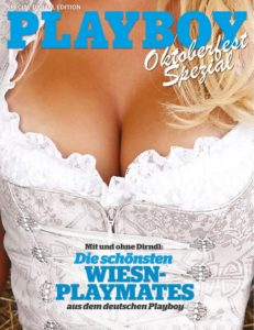 Playboy Germany Special Digital Edition – Oktoberfest – 2014