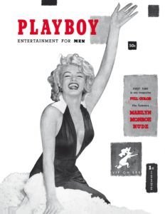 Playboy Magazine First Issue Collectors Edition