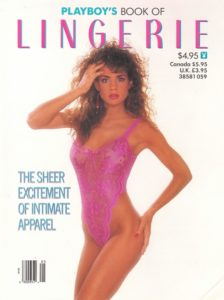 Playboy's Book Of Lingerie – May-June 1989