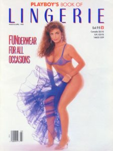 Playboy's Books Of Lingerie – March-April 1989