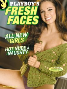 Playboys Fresh Faces – June-July 2009