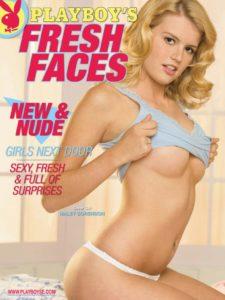 Playboys Fresh Faces – November-December 2009