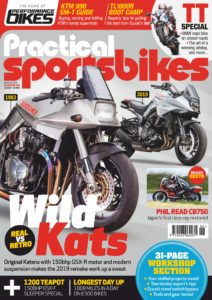 Practical Sportsbikes – August 2019