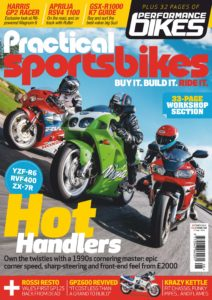 Practical Sportsbikes – October 2019