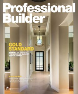 Professional Builder – September 2019