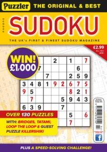 Puzzler Sudoku – September 2019