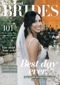 Queensland Brides – July 2019
