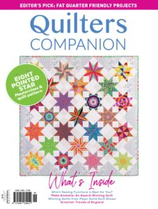 Quilters Companion – September 2019