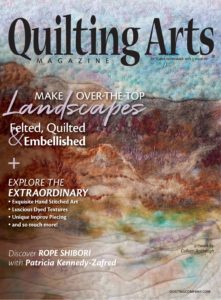 Quilting Arts – October-November 2019