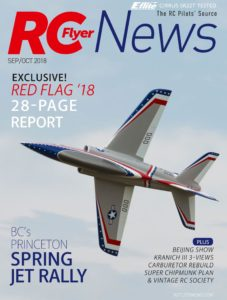 RC Flyer News – September-October 2018