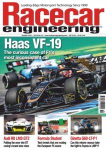 Racecar Engineering – October 2019