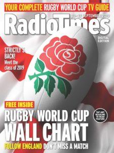 Radio Times – 21 September 2019