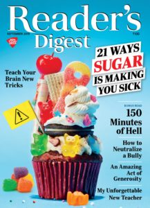 Readers Digest India – September 2019