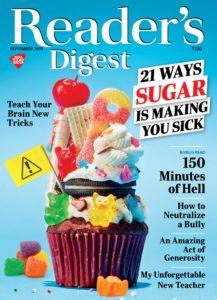 Readers Digest India – September 2019