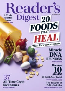 Reader's Digest USA – October 2019