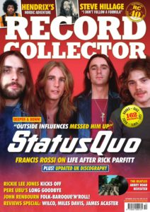 Record Collector – October 2019