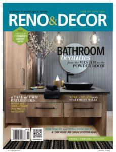 Reno & Decor – October-November 2019