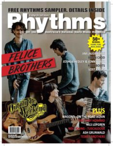 Rhythms Magazine – September-October 2019