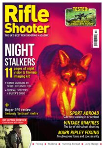 Rifle Shooter – October 2019