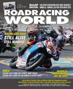 Roadracing World – September 2019