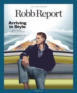 Robb Report USA – September 2019