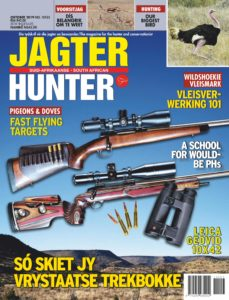 SA Hunter Jagter – October 2019