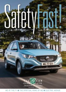 Safety Fast! – September 2019