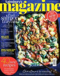 Sainsbury's Magazine – October 2019