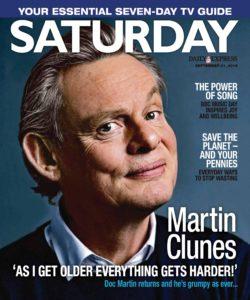 Saturday Magazine – September 21, 2019