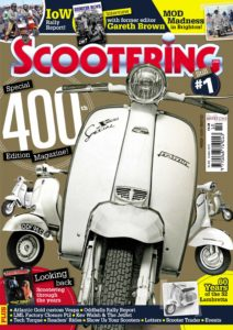 Scootering – October 2019