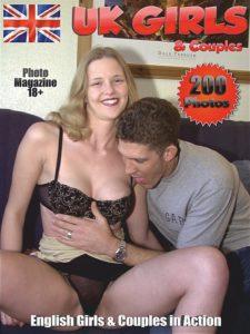Sex Amateurs UK Adult Photo Magazine – September 2019
