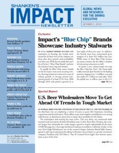 Shanken's Impact Newsletter – October 01, 2019