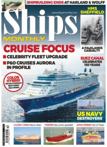 Ships Monthly – October 2019