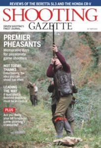 Shooting Gazette – October 2019