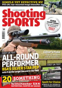Shooting Sports UK – October 2019
