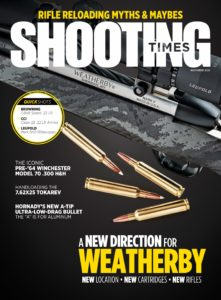 Shooting Times – November 2019