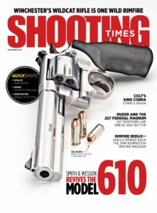 Shooting Times – September 2019