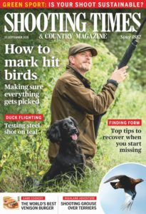 Shooting Times & Country – 25 September 2019