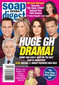 Soap Opera Digest – October 07, 2019