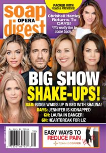 Soap Opera Digest – September 23, 2019