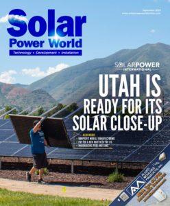 Solar Power World – September 2019