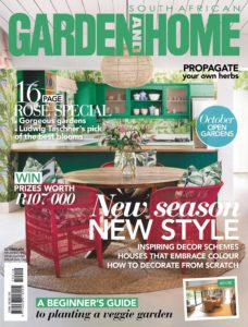 South African Garden and Home – October 2019