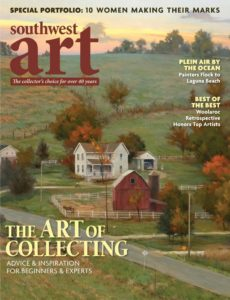 Southwest Art – October 2019