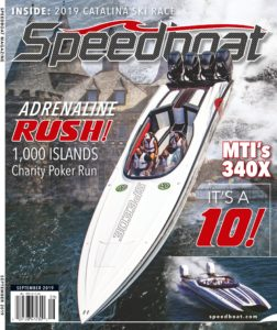 Speedboat Magazine – September 2019